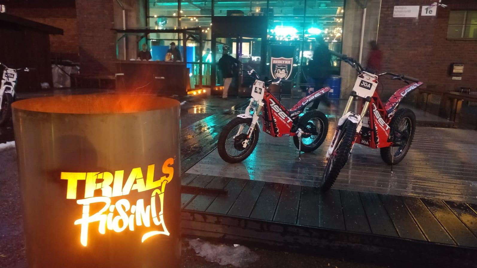 Trials Rising - soirée de lancement 2019